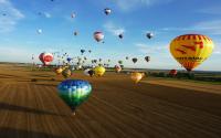Montgolfieres et ballons