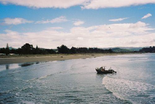 retour de peche, cote est, NZ