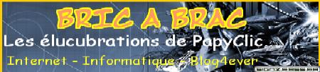 PapyClic de BRIC A BRAC