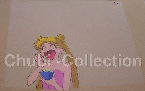 Sailor Moon S - Usagi à une soirée