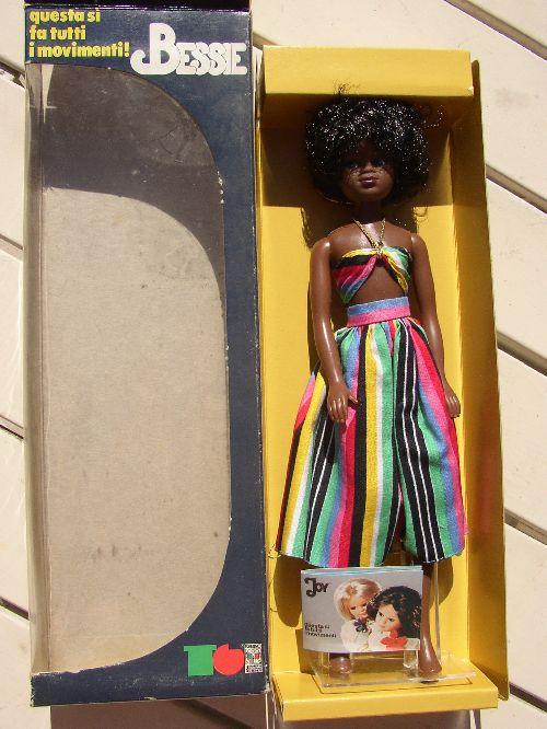 Bessie sortie de boite / Bessie out of the box