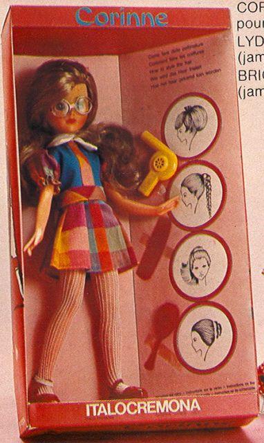 Corinne, catalogue des Nouvelles Galeries 1973