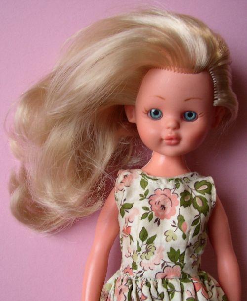 Corinette2 : ma poupée / my doll
