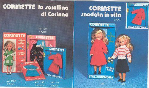 Corinette catalogue 1