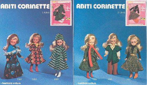 Corinette catalogue 3