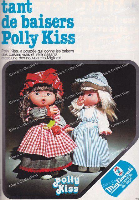 Polly Kiss de Migliorati - 1977