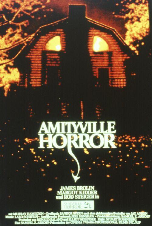 amytiville le maison du diable