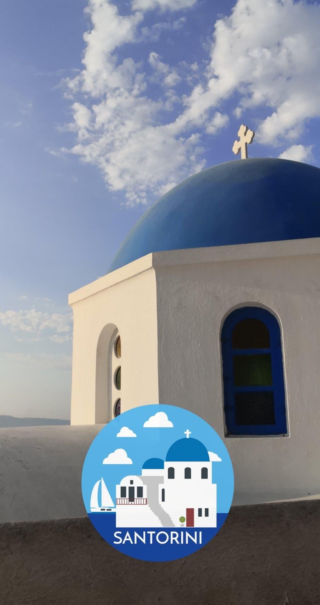 Oía l'un des plus beaux villages grecs