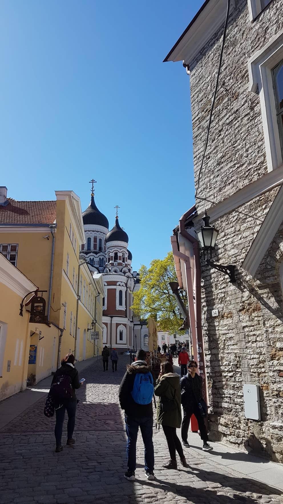 Rues de Tallinn