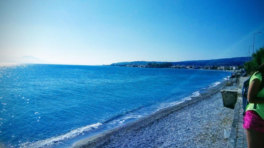 Plage de Sykia