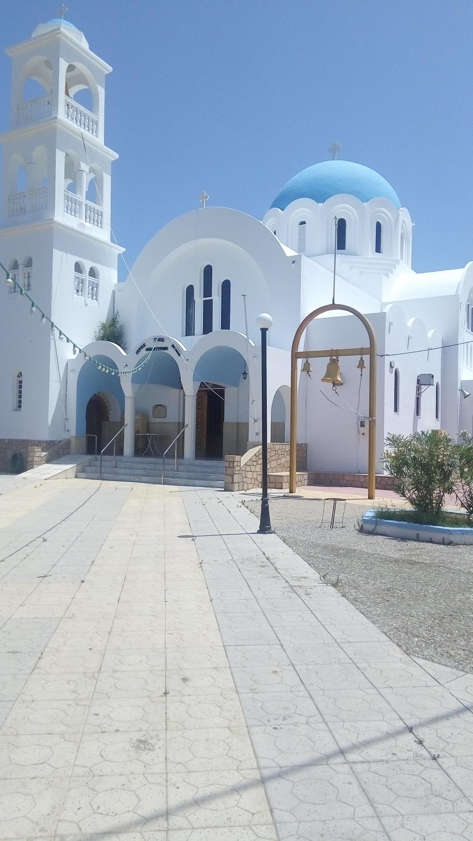La Chapelle à Agistri