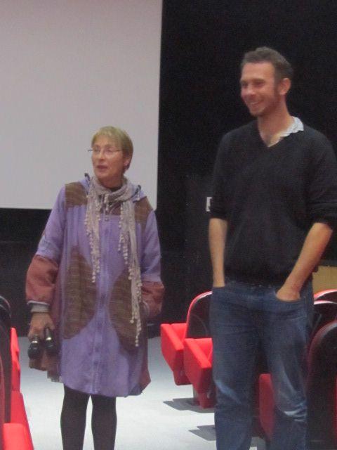 Alessandro Comodin et Jacqueline