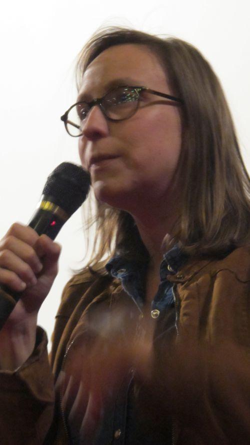 Céline  Sciamma ( Juin 2012)