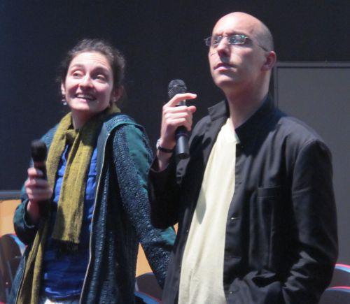 Cagla Zencirci & Guillaume Giovanetti Cinéastes ( NOOR) Juin 2014