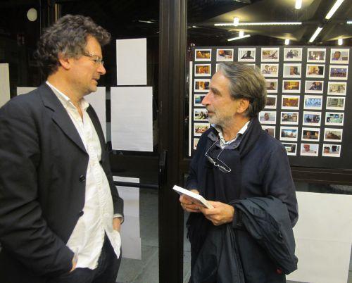 Laurent  Becue  RENARD  et  Emmanuel  AUDRAIN