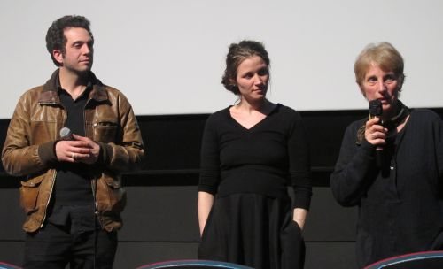 Ioanis  NUGUET , Camille BRISSON  et Gwénola  SAMSON