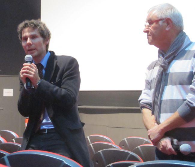 Lionel  Baier  présente  LA VANITE  (  avec  Patrice  Vénnegueus )