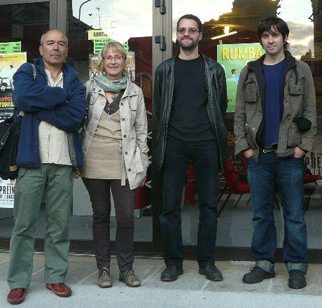 Avec Michel, Jacqueline, Olivier