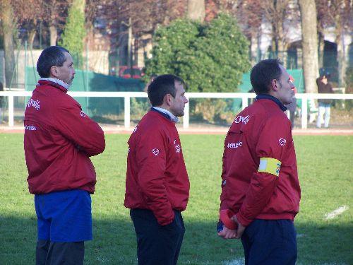les coaches au travail!!!