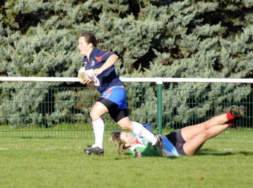 le 12 décembre 2010, plateau rugby à VII