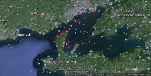 Tour des forts rade de Brest 18 05 2014.jpg