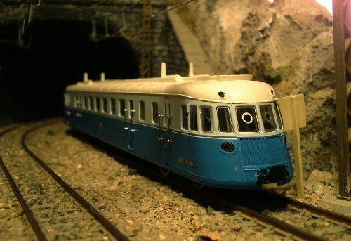 autorail ABJ1 - ABJ1 railcar