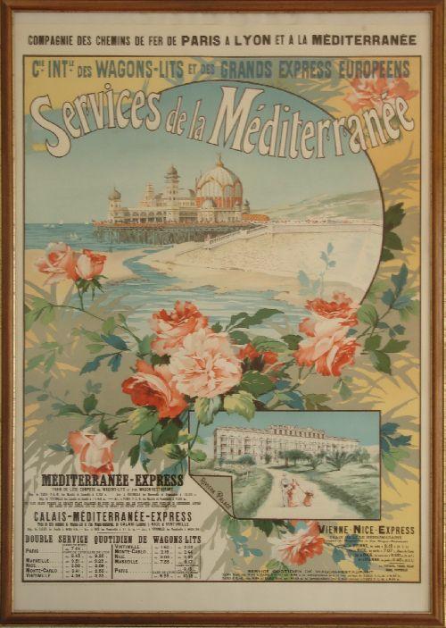 Services de la Méditerranée - Mediterranean Train Services