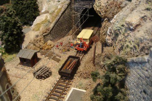 Entretien des voies - Tracks maintening