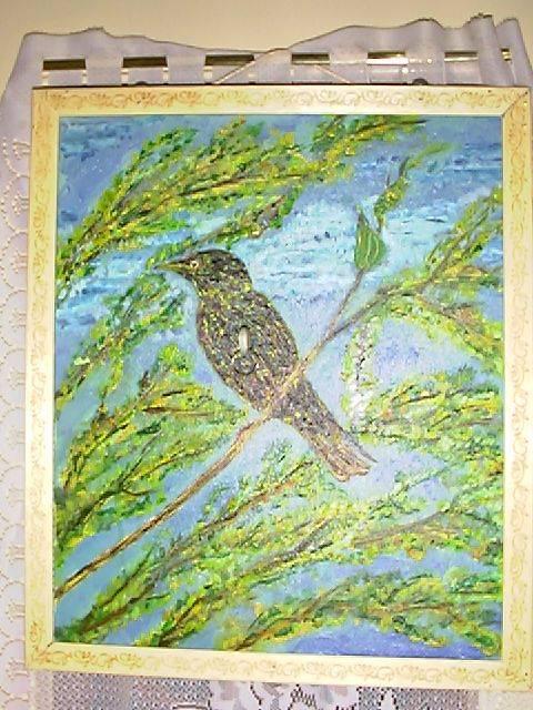 L'oiseau mecanique
