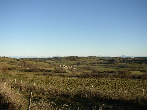 Le village de Freyssenet