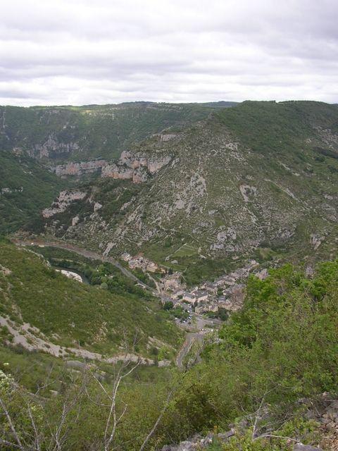 Monbrun ,Gorge du Tarn