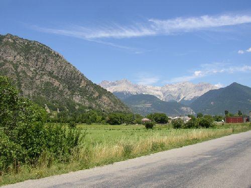 Les premieres montagnes des Hautes-Alpes