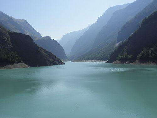 Départ mercredi du barrage du Chambon
