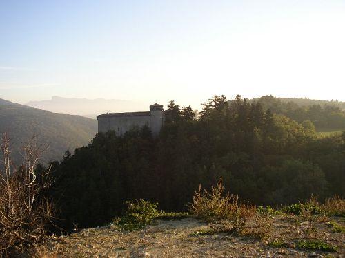 Chateau de Montrond Plan de Baix