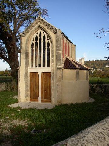 Chapelle St Ferreol  à Crest