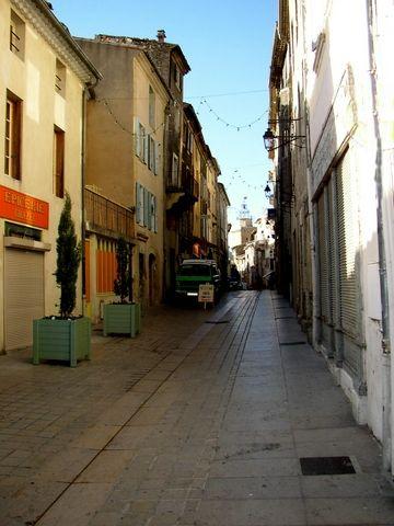 Nyons La Vieille Ville