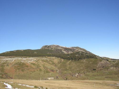 Le Mont Mezenc