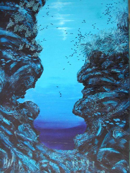 Monde des profondeurs bleues (167)