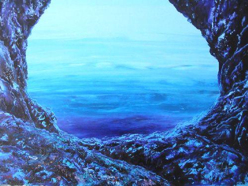 Bleu Mystérieux (823)