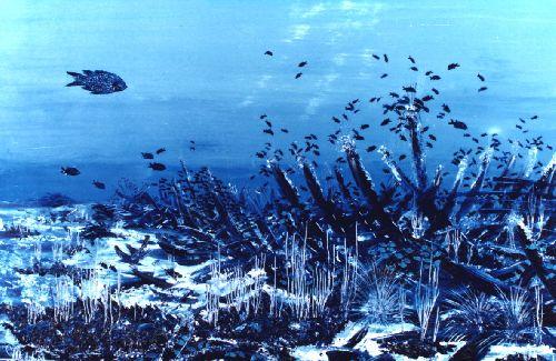 CASTAGNOLE l' Hirondelle de la Mer