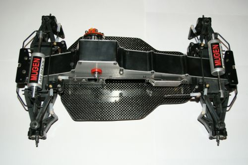 Mod with carbon chassis