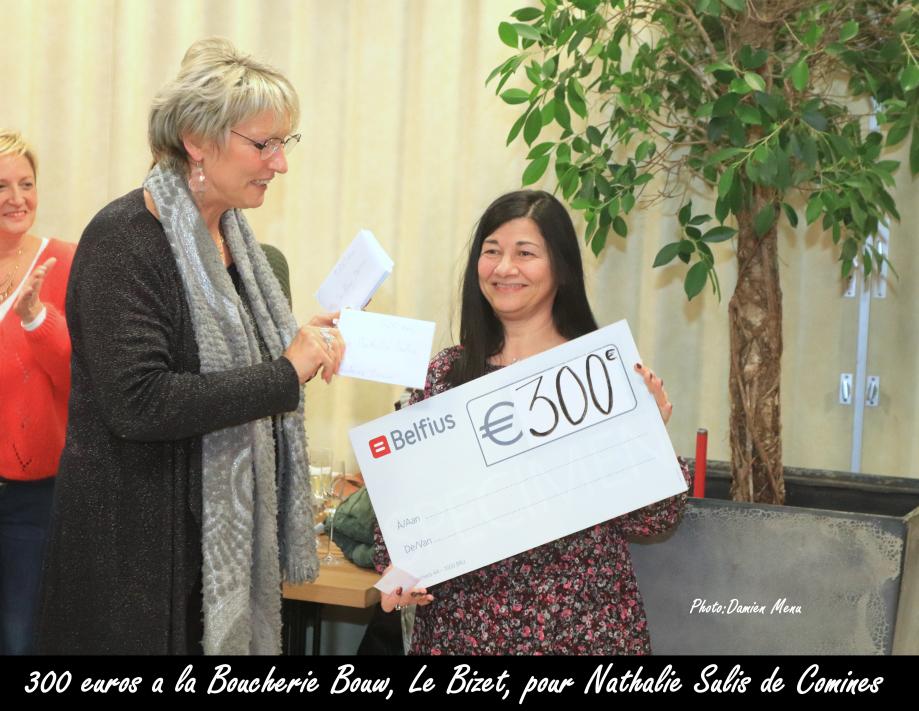 300€ Boucherie Bouw Le Bizet