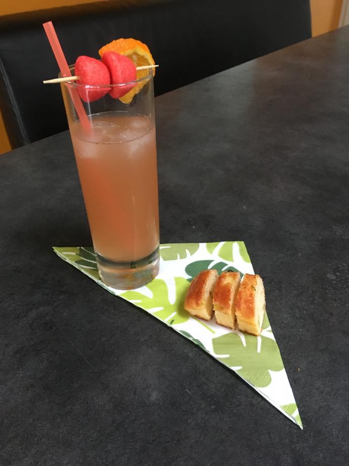 Que de choix dans les cocktails !