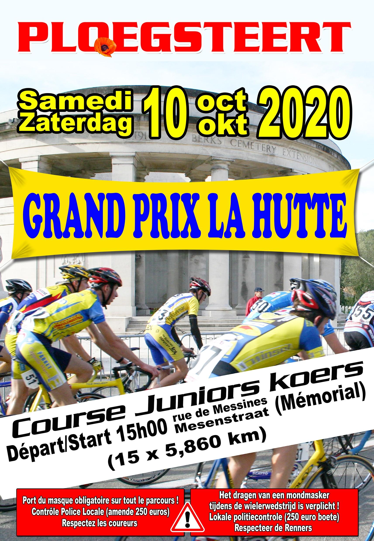 Blog affiche 2020 course hutte