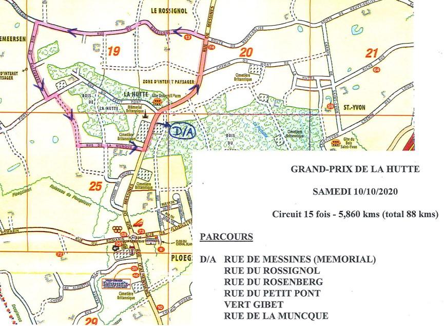 Blog Mémorial circuit juniors La Hutte