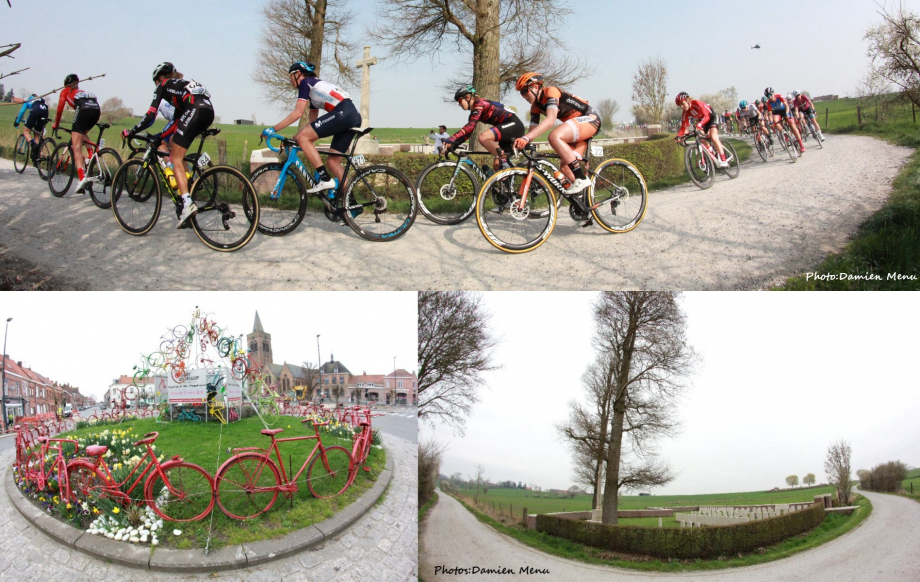 Blog montage Gand Wevelgem