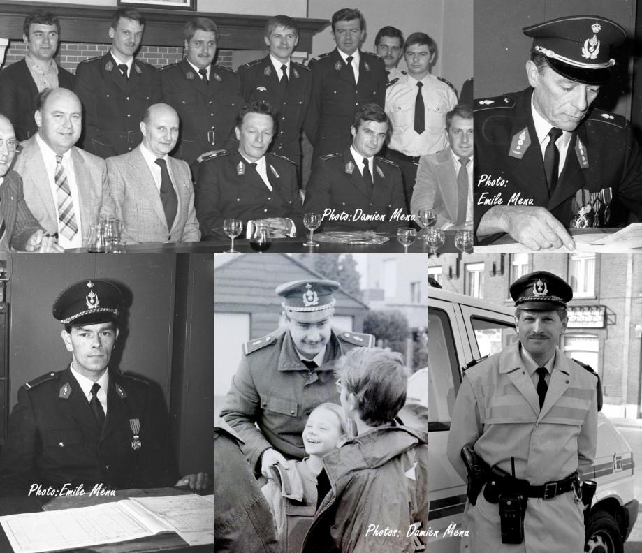 Blog montage gendarme