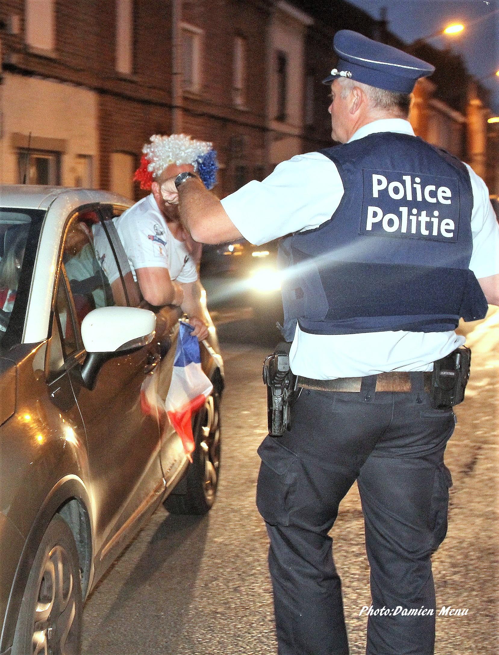 Blog police