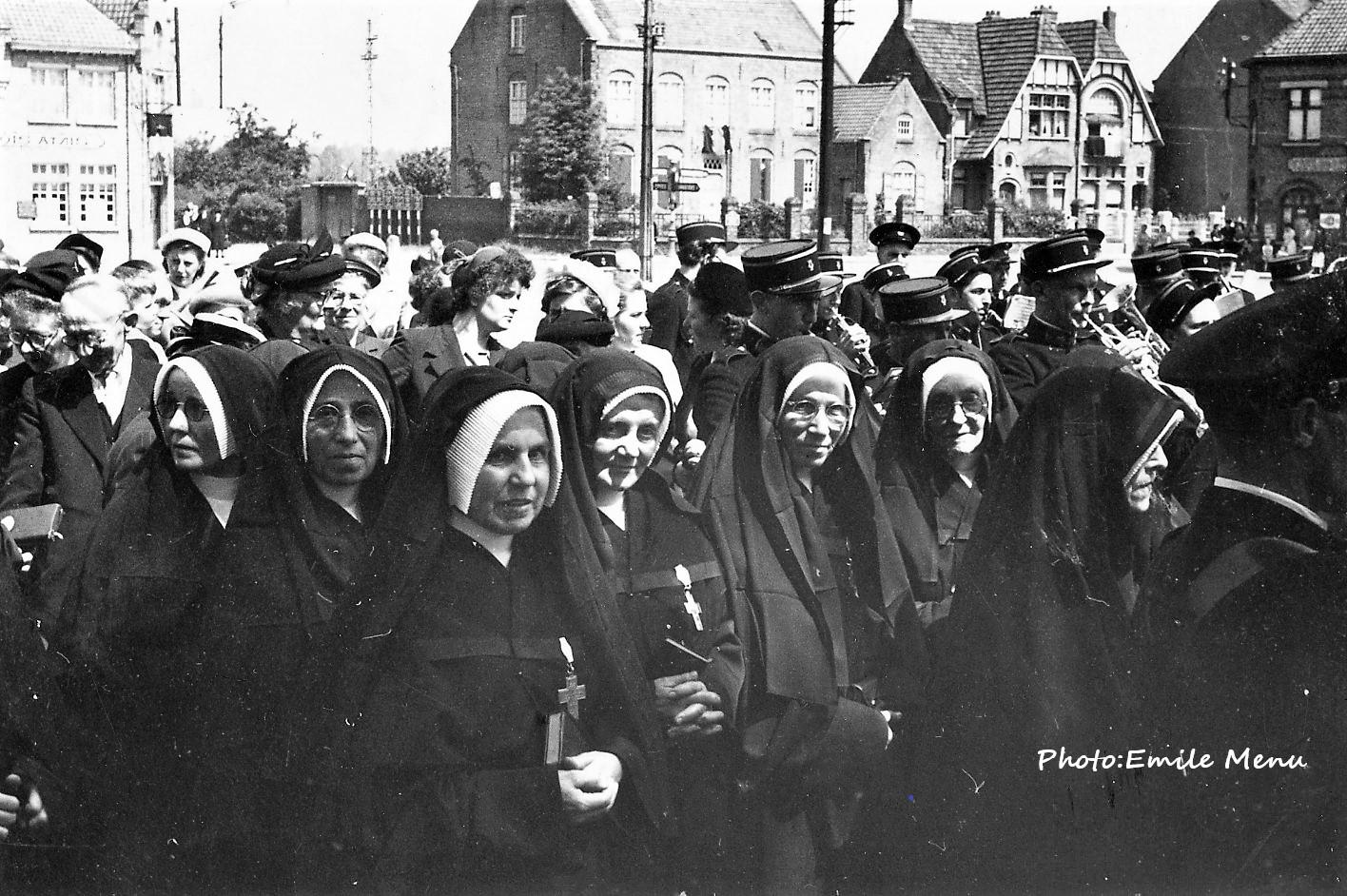 Blog Religieuses Ste union Ploegsteert 1953