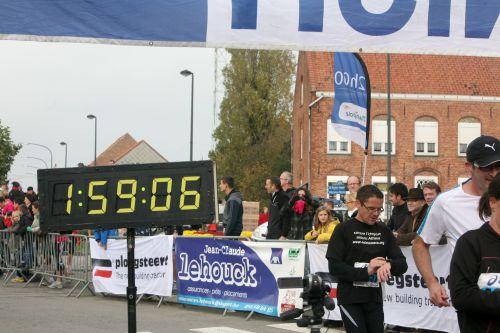 21 km 2012